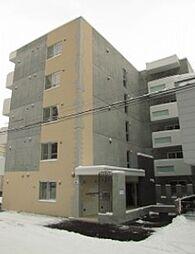 北海道札幌市中央区大通西22丁目の賃貸マンションの外観