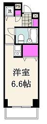 ルミネ三田[3階]の間取り