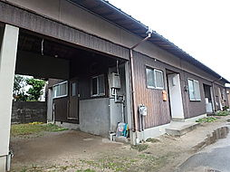 [一戸建] 鳥取県米子市旗ヶ崎9丁目 の賃貸【/】の外観