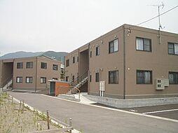コンフレール弐番館[2階]の外観