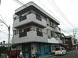 神奈川県茅ヶ崎市共恵2丁目の賃貸マンションの外観