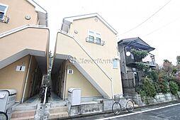 神奈川県相模原市南区北里1丁目の賃貸アパートの外観