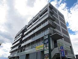 大阪府茨木市彩都あさぎ1丁目の賃貸マンションの外観