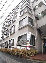 福岡県北九州市小倉南区北方1丁目の賃貸マンションの外観