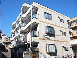 第三富士マンション[3階]の外観