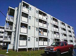 ビレッジハウス勝田3号棟[2階]の外観
