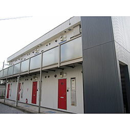 アムール ソレイユ[102号室]の外観