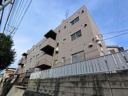 千葉県佐倉市新臼井田の賃貸マンションの外観