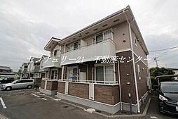 JR山陽本線 高島駅 徒歩15分の賃貸アパート