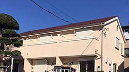 [テラスハウス] 東京都中野区江古田3丁目 の賃貸【東京都 / 中野区】の外観