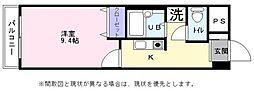 ACT[7階]の間取り