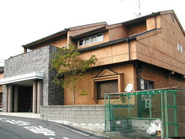 シティパレス学園前P−10[1階]の外観