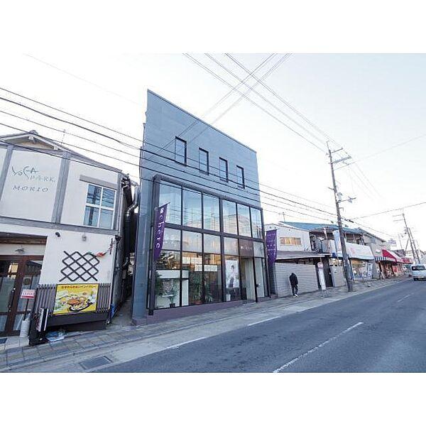 奈良県奈良市西登美ケ丘1丁目の賃貸マンションの外観