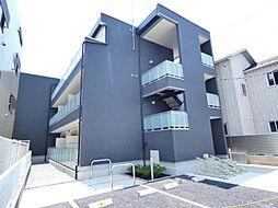 千葉県船橋市海神5丁目の賃貸マンションの外観
