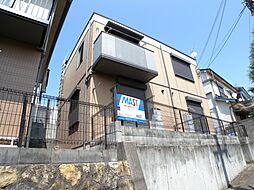 パルモ生田[1階]の外観