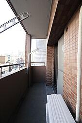 バルコニーからは、東京スカイツリーが望めます