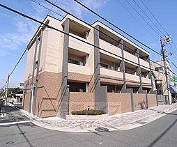 京都府京都市左京区田中東春菜町の賃貸マンションの外観