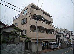 YNマンション[3階]の外観