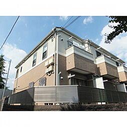 東京都豊島区南長崎4丁目の賃貸アパートの外観