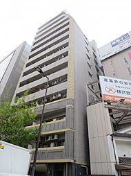 大阪府大阪市北区西天満の賃貸マンションの外観