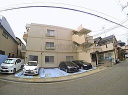 兵庫県西宮市段上町4丁目の賃貸マンションの外観