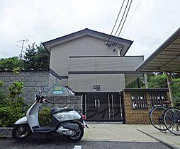 京都府京都市北区鷹峯上ノ町の賃貸アパートの外観