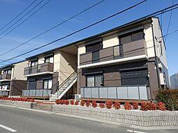 三重県鈴鹿市野町中2丁目の賃貸アパートの外観