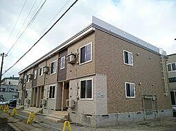 北海道札幌市白石区川下三条6丁目の賃貸アパートの外観