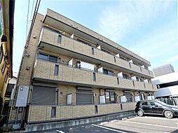 埼玉県越谷市千間台東1丁目の賃貸マンションの外観