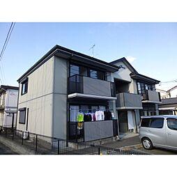 石川ハイツC[208号室]の外観