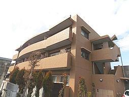 ソレアード武蔵浦和[3階]の外観
