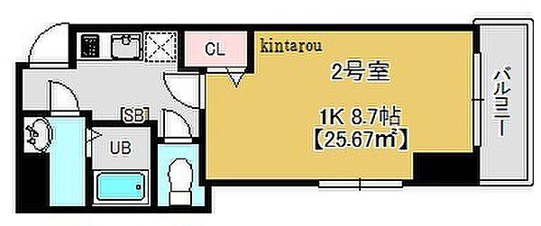 金太郎ヒルズ260 浅草[502号室]の外観