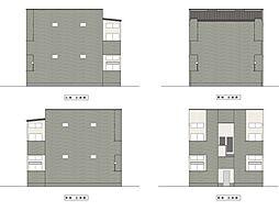 新築 トスカーニ[201号室号室]の外観