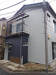 [一戸建] 東京都足立区扇1丁目 の賃貸【/】の外観