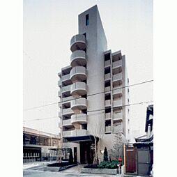 レジデンシア北田辺[0102号室]の外観
