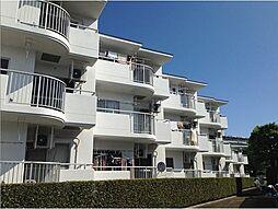 サンヒルズヨコハマ[2階]の外観