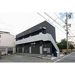 愛知県名古屋市西区稲生町3丁目の賃貸アパートの外観