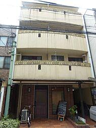 京都府京都市下京区中野之町の賃貸マンションの外観