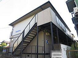 千葉県千葉市若葉区千城台東1丁目の賃貸アパートの外観