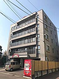 北海道札幌市中央区南十三条西12丁目の賃貸マンションの外観