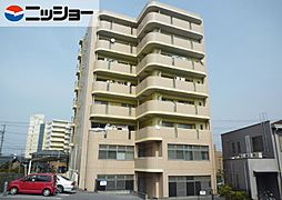 カネロク竜美丘[3階]の外観