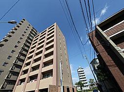 愛知県名古屋市熱田区白鳥町の賃貸マンションの外観