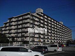 チサンマンション大治[4階]の外観