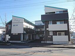 グランドハイツ新松戸[1階]の外観