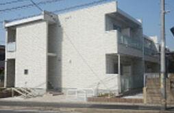 千葉県千葉市花見川区幕張町5丁目の賃貸アパートの外観