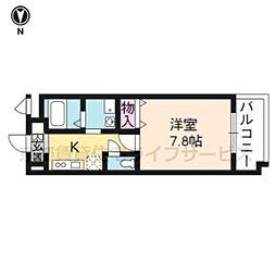 ZEST32[4階]の間取り