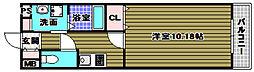コーラル ガーデン[3階]の間取り