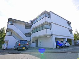 ロイヤルハイツ東生駒[1階]の外観