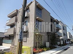 大阪府茨木市戸伏町の賃貸マンションの外観