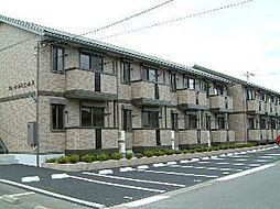 静岡県沼津市筒井町の賃貸アパートの外観